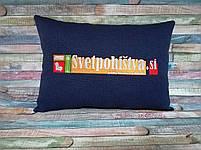 Подушка с вышивкой вашего логотипа, фото 4