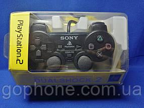 Проводной геймпад DualShock 2 для Sony PlayStation 2
