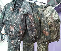 Костюмы зимние маскировочные, для охоты и рыбалки, 50 р и др