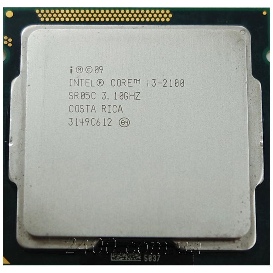 процессор intel core i3 2100 Socket 1155