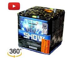 +Видео! Салют фейерверк SHOW Шоу MC 107 (36 выстрелов, калибр 20 мм)