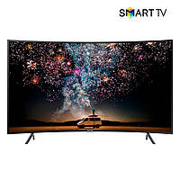 "Телевизор Samsung 40"" L42SMC, Ultra HD Smart TV, wi-fi, с изогнутым экраном"