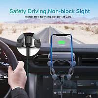 Автомобільний тримач Gravity для телефону Car Holder, фото 1