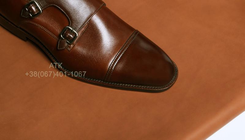Краст обувной коньячный