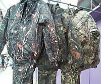 Костюмы зимние маскировочные, для охоты и рыбалки, 52 р и др