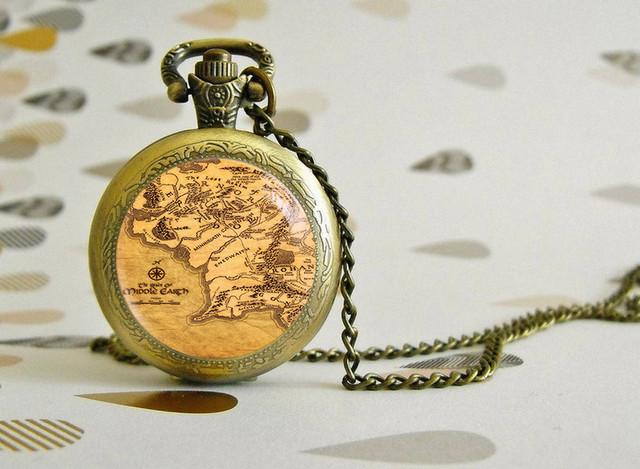 Карманные часы Властелин колец / The Lord of the Rings
