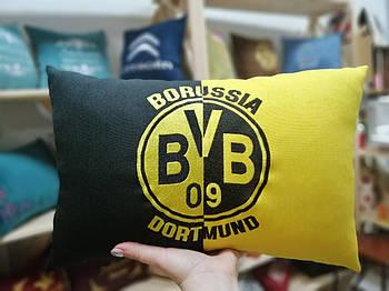 Подушка с Вашим логотипом