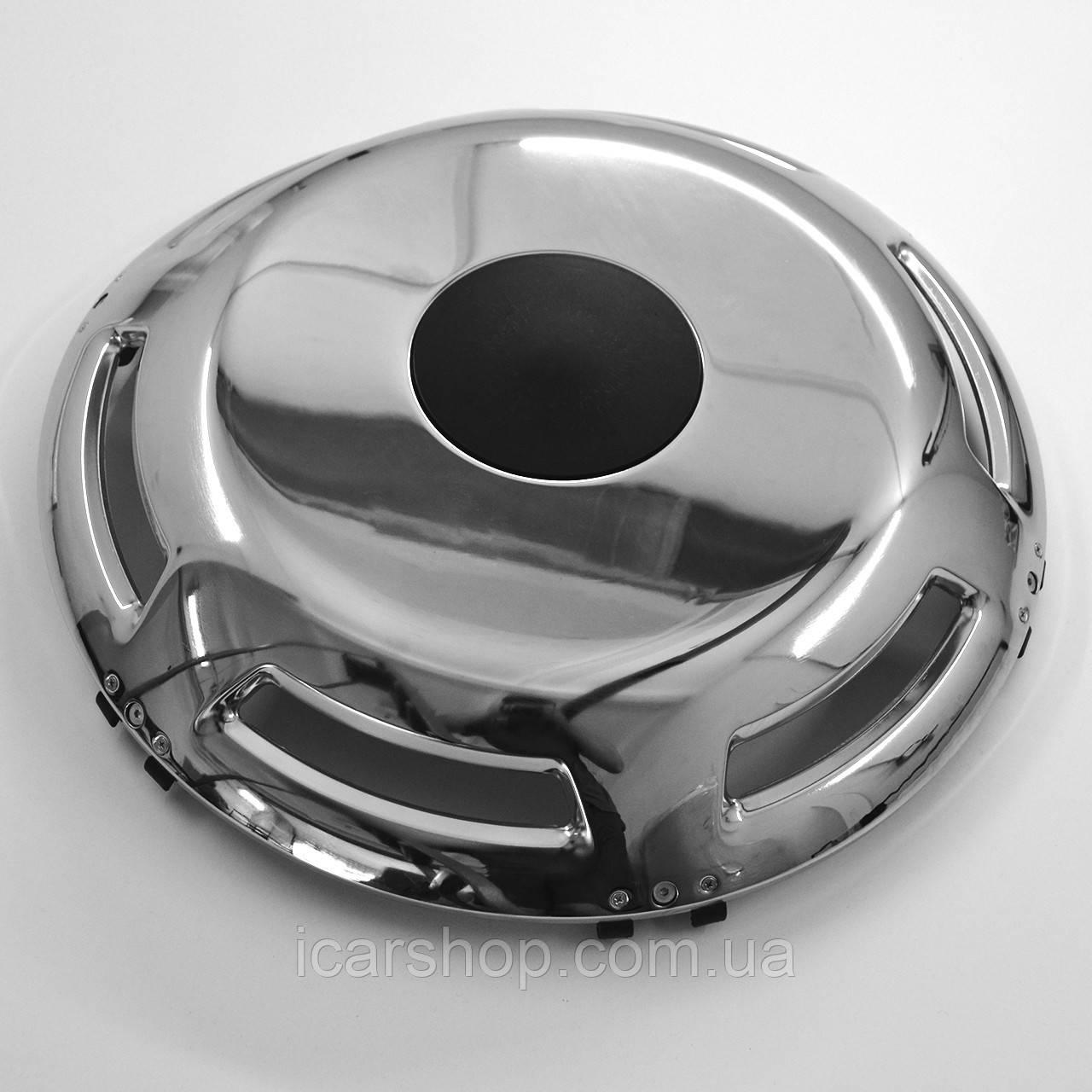 Ковпаки на диски 22,5 / Передні / Хром (2шт)