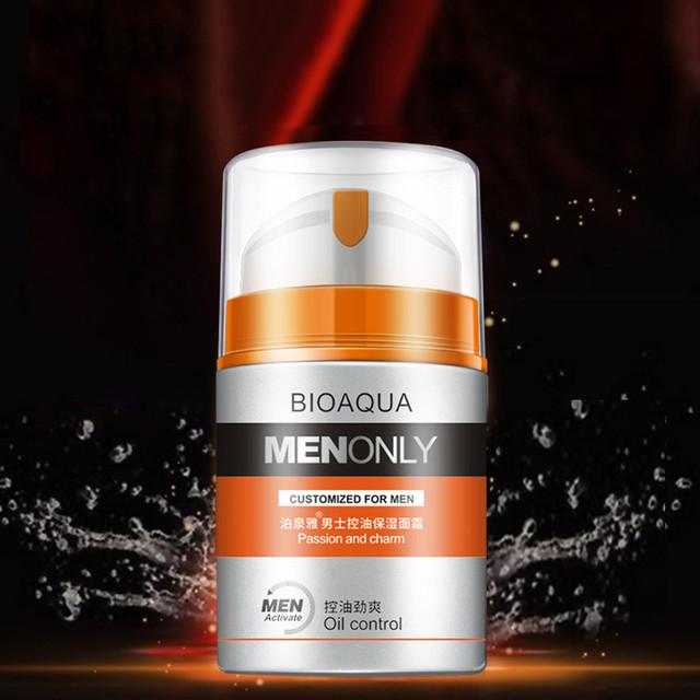 BIOAQUA Men Only Oil Control Cream