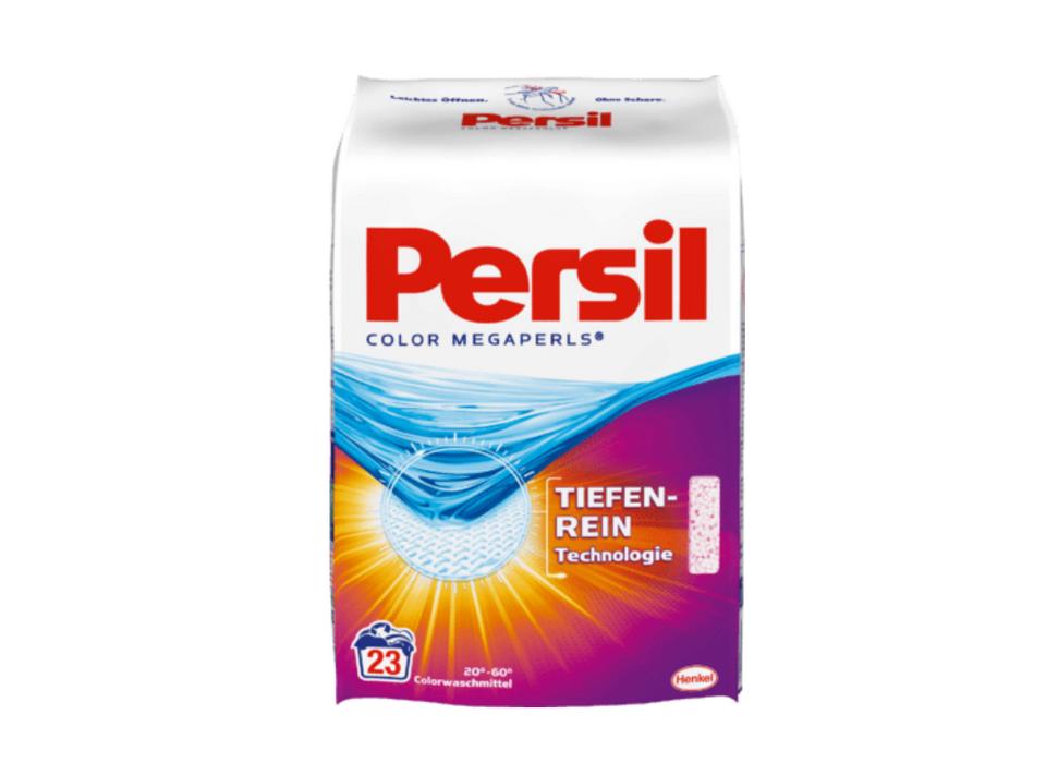 Persil Megaperls стиральный порошок для цветного белья 23 ст