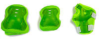 Защита для роликов, скейтов Sport Series. Зеленая