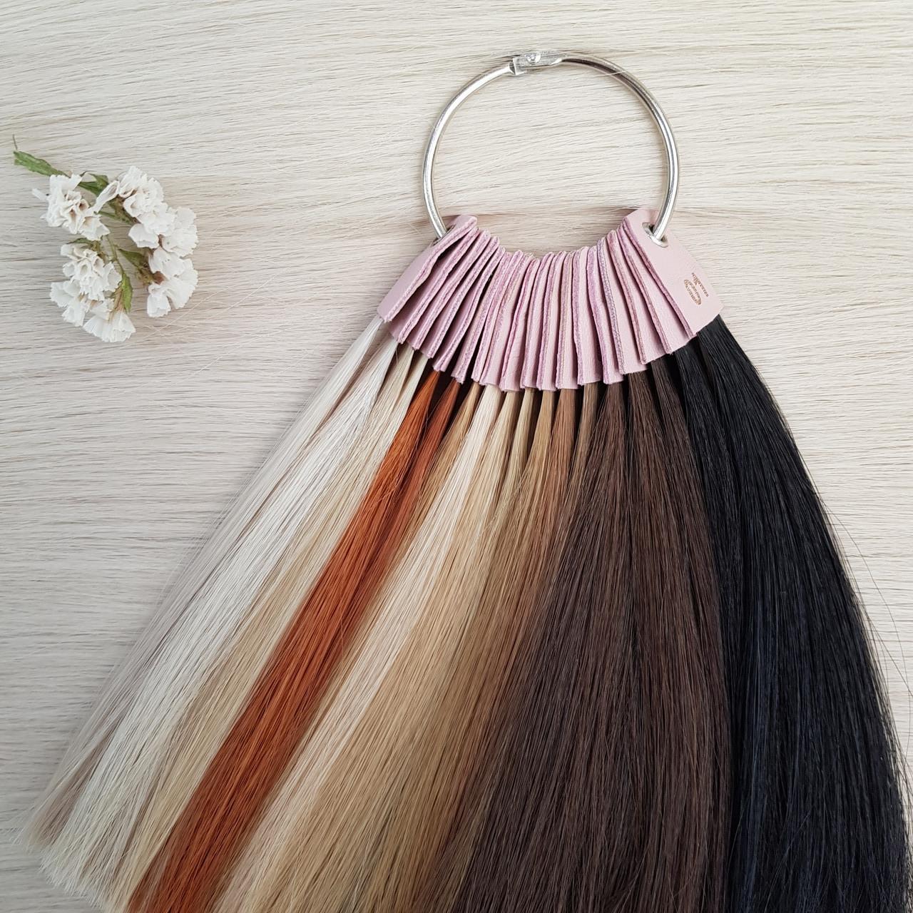Палитра из славянских волос, фото 1