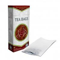 Фильтр-пакеты для чая бумажные 100 шт, фото 1