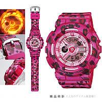 Женские часы CASIO Baby-G BA-110LP-4AER