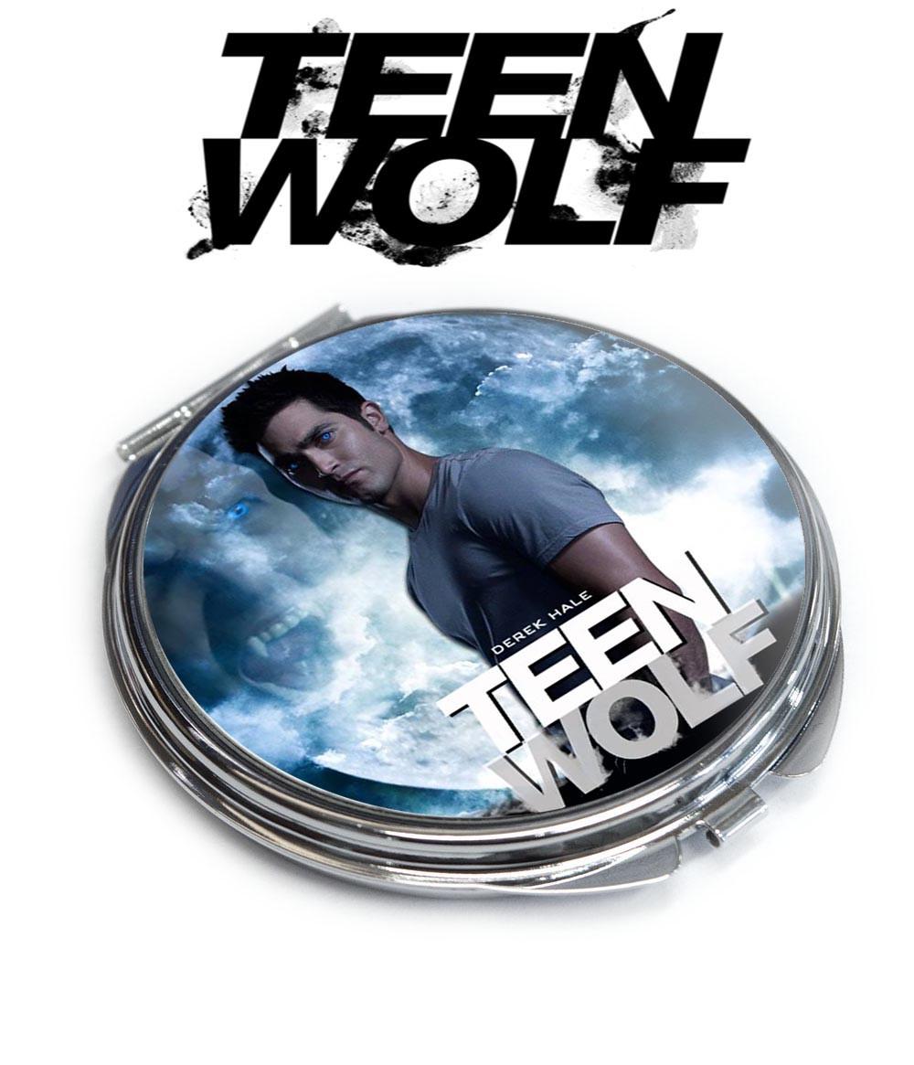 Карманное зеркало Дерек Хейл Волчонок / Teen Wolf