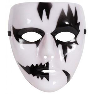 """Карнавальная маска """"Инь-Янь"""""""