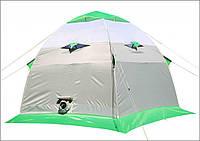 Зимняя зеленая палатка Лотос «LOTOS 3», фото 1
