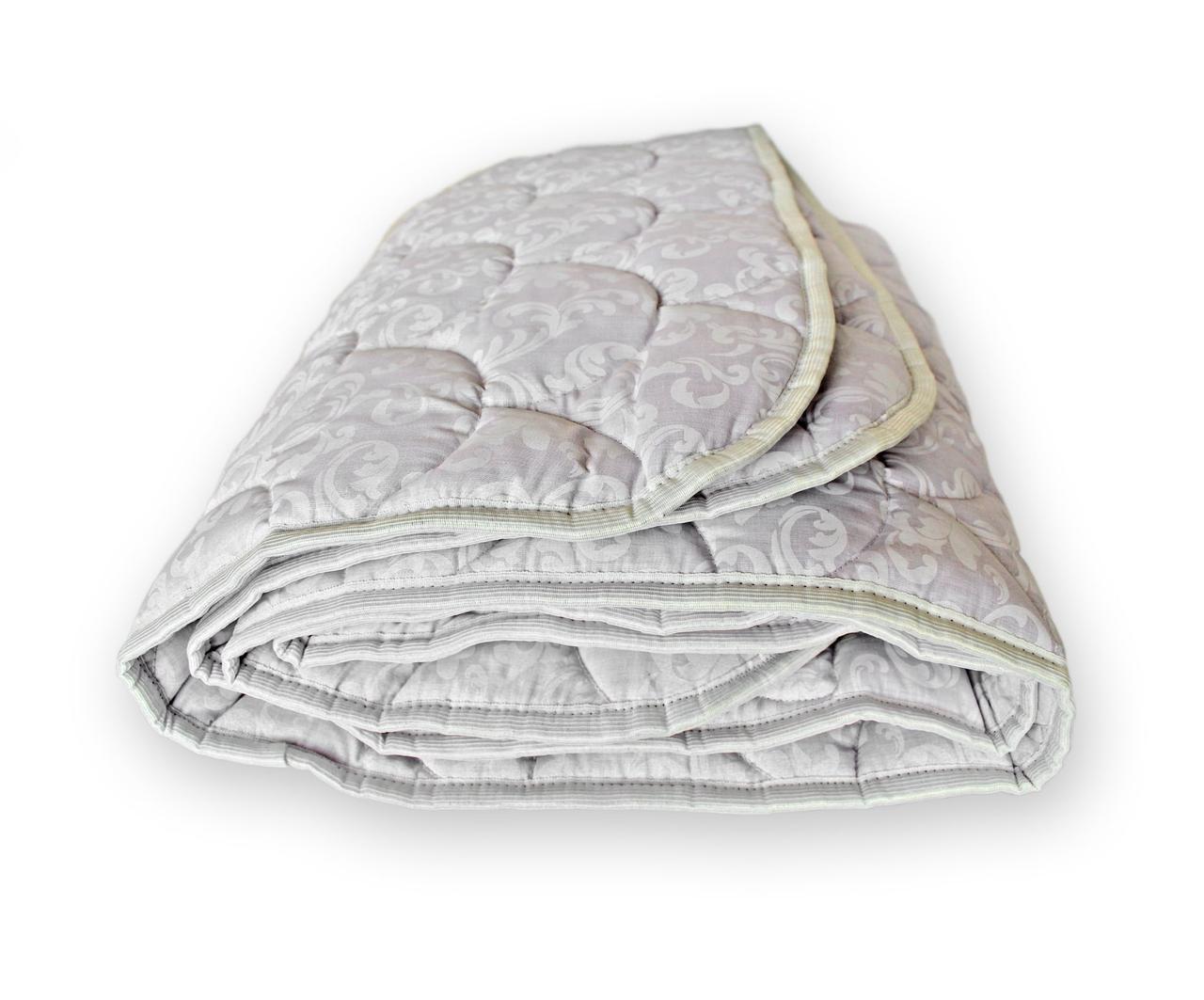 Одеяло двуспальное Евро QSLEEP полушерсть 200*220 см белое