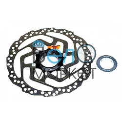 Тормозной диск / ротор  Shimano SM-RT10 CENTER LOCK 160мм  супорт
