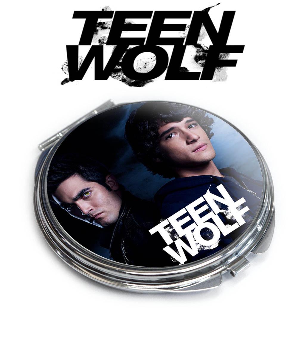 Карманное зеркало Волчонок / Teen Wolf