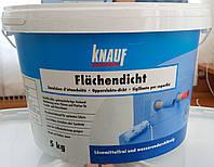 Мастика Flachendicht Knauf (Кнауф Флехендіхт), відро 5 кг.