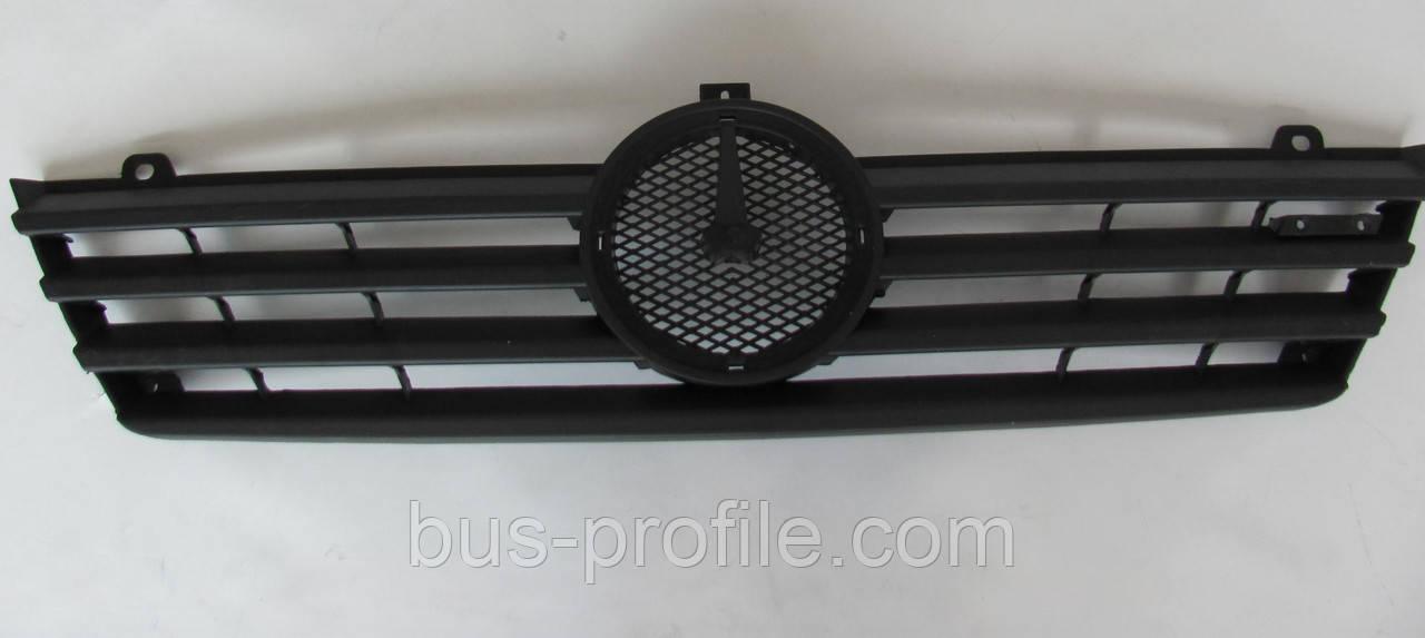 Решетка радиатора MB Sprinter CDI 00-03  — Solgy — 304008