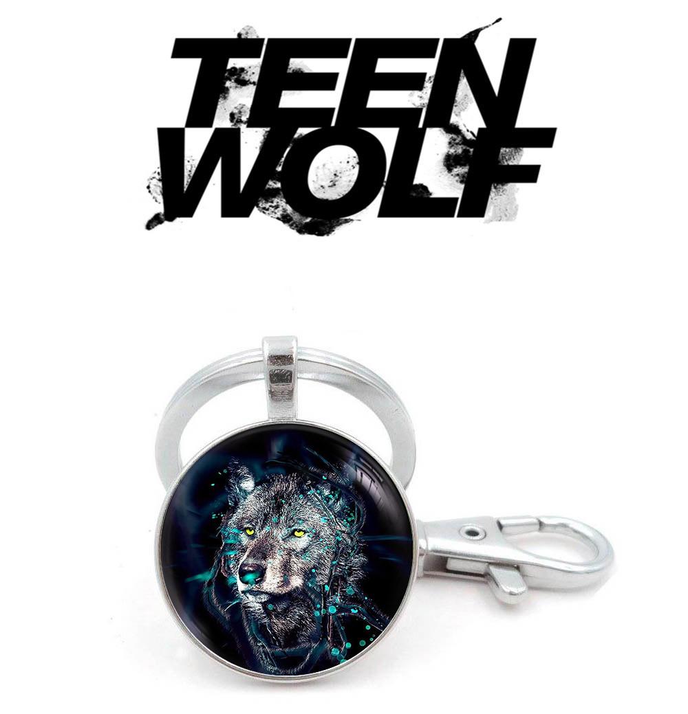 Брелок с волком Волчонок / Teen Wolf