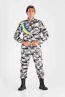 Дембельская форма. Военная форма. Дембелька. Штурмовка Белая Ночь/ ДЕНБ НОЧЬ