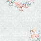"""Набор скрапбумаги """"shabby baby girl redesign"""" 20x20см, фото 8"""