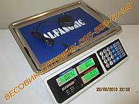 Весы торговые электронные Alfasonic ACS-A769 до 50кг (дел. 2г)