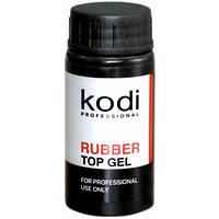 Kodi Professional, Rubber Top Gel - каучуковое верхнее покрытие, 14 мл