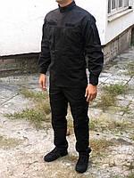 "Костюм тактический ""Perimeter Teflon"" Black, фото 3"