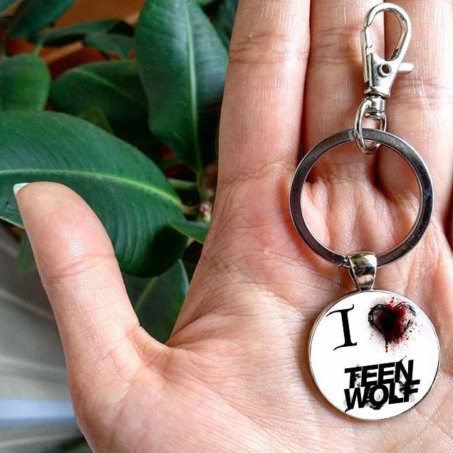Брелок Волчонок / Teen Wolf