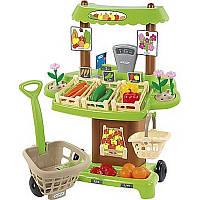 """Ігровий набір 100% Chef """"Супермаркет. Органічні продукти"""", фото 1"""
