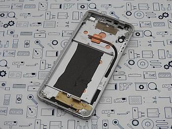 Б.У. Дисплей LG G6 H873 модуль в рамке серый Оригинал
