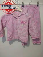 Пижама на девочку 92/2года. Внесезонная;