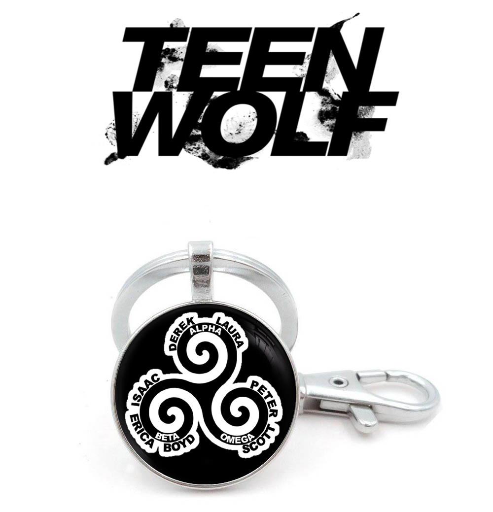 Брелок Трискель Трискелион Волчонок / Teen Wolf