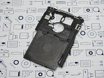 Средний корпус LG G6 H873 с шлейфом БЗ Сервисный оригинал с разборки