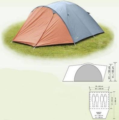 Палатка Holiday TUVALU 4 (H-1005)