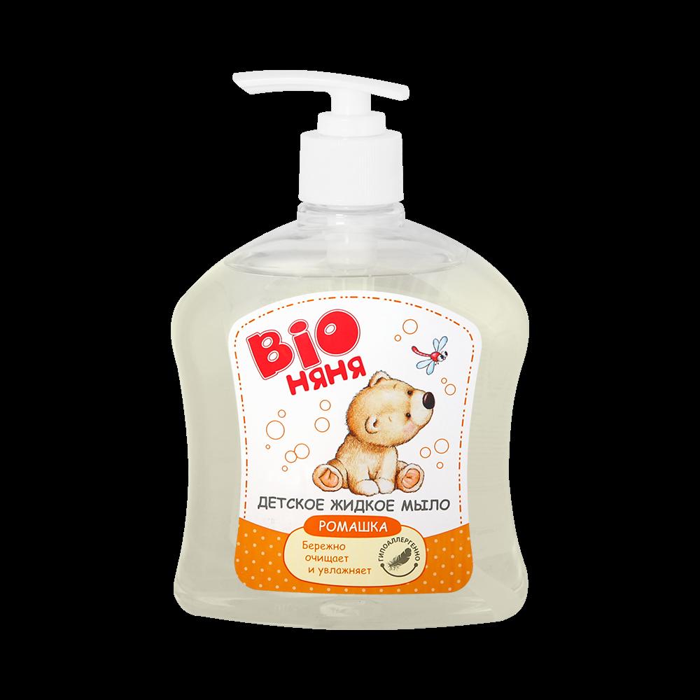 Жидкое мыло Бионяня Ромашка, 500мл