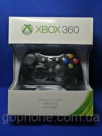 Беспроводной Джойстик Xbox 360 Wireless Controller Black Белый white