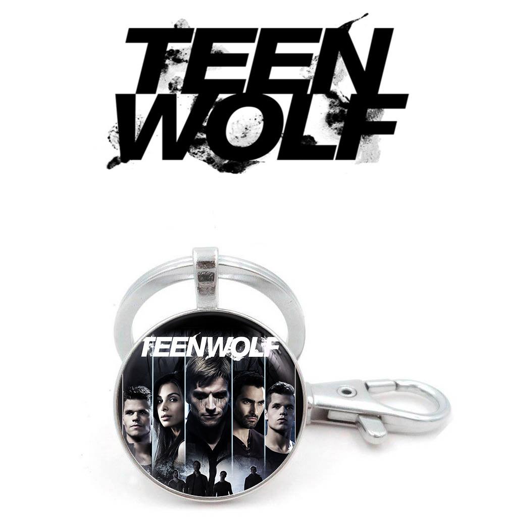 Брелок главные герои Волчонок / Teen Wolf