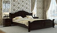 Кровать Анна 140х190, Орех