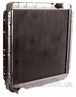 Радиатор охлаждения КАМАЗ-54115 (3-х рядный) (пр-во ШААЗ)