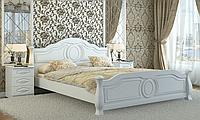 Кровать Анна 160х190, Белый