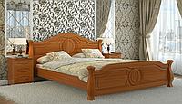 Кровать Анна 160х200, Вишня