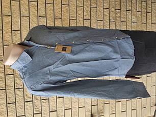 Рубашка мужская коттоновая  брендовая высокого качества  ACTUAL, Турция, фото 3