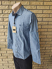 Рубашка мужская коттоновая  брендовая высокого качества  ACTUAL, Турция, фото 2