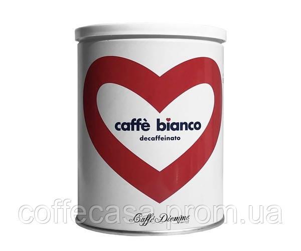 Кофе в зернах Diemme Caffè Bianco Blend - Decaffeinated 250 г ж/б