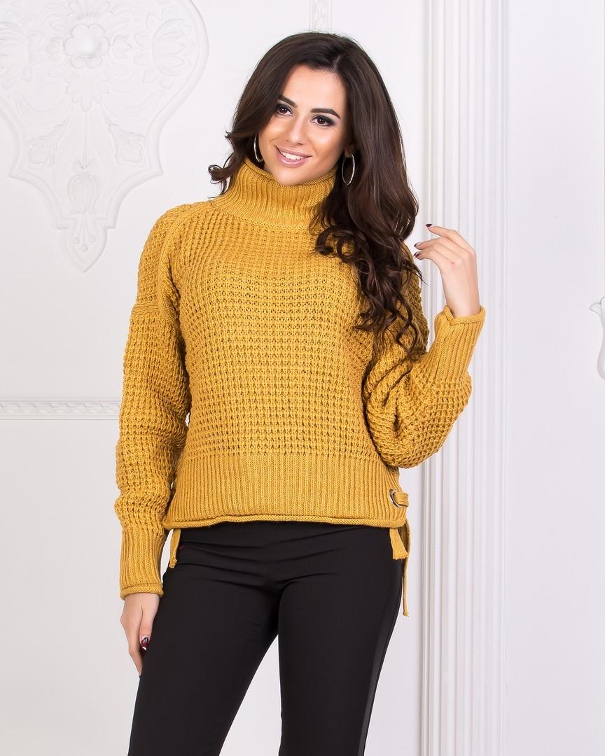 Женский модный свитер  ДГр5113